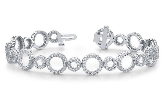 Diamond Bracelets | Brilliance.com