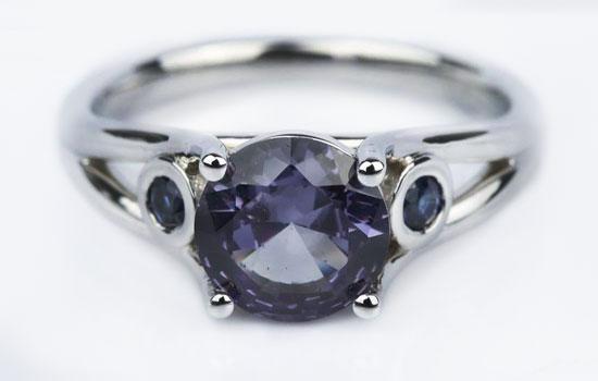Gemstone Engagement Rings | Brilliance.com