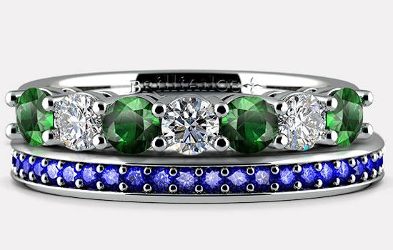 Gemstone Rings | Brilliance.com