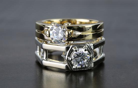 Mangagement™ Rings | Brilliance.com