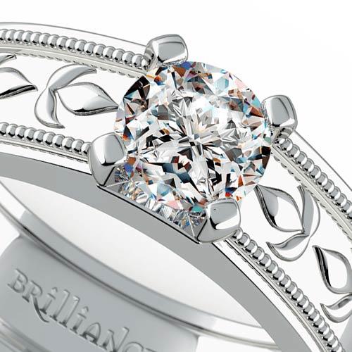 Elysium Solitaire Mangagement™ Ring