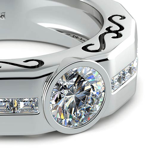 Orpheus Diamond Mangagement™ Ring