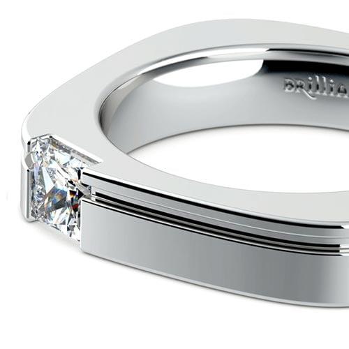 Achilles Princess Solitaire Mangagement™ Ring
