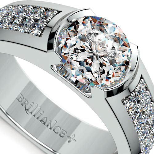 Eros Diamond Mangagement™ Ring