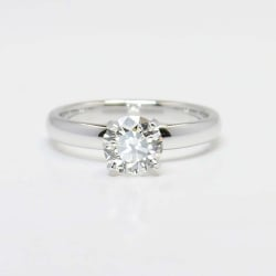 1.03 Carat Round Comfort Fit Solitaire Engagement Ring | Other Recently Purchased Rings