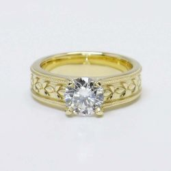 1.25 Carat Round Elysium Solitaire Mangagement™ Ring | Other Recently Purchased Rings