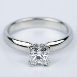 Comfort-Fit Princess Cut Diamond Engagement Ring (0.74 ct.) | Other Recently Purchased Rings