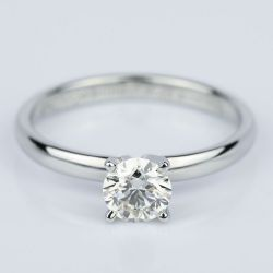 Comfort-Fit Round Solitaire Four Prong Engagement Ring in Platinum (0.75 ct.)  | Other Recently Purchased Rings