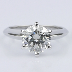Custom Knife Edge Solitaire Engagement Ring (1.72 ct.) | Other Recently Purchased Rings