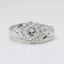 Hummingbird Diamond Ring with Matching Band | Other Recently Purchased Rings