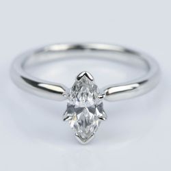 Marquise Solitaire Diamond Engagement Ring (0.44 ct.) | Other Recently Purchased Rings