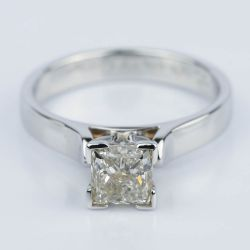 Princess Diamond Contour Solitaire Engagement Ring (1.21 ct.) | Other Recently Purchased Rings