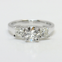 Princess Diamond Engagement Ring | Other Recently Purchased Rings