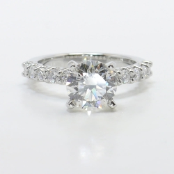 U-Prong Diamond Engagement Ring | Other Recently Purchased Rings