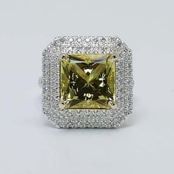 Vintage Style Setting with Fancy Yellow Diamond | Other Recently Purchased Rings