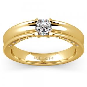 Hydra Diamond Mangagement™ Ring in Yellow Gold (3/4 ctw)