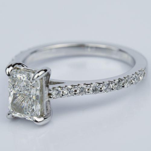 10 Carat Radiant Cut Diamonds at Whiteflash