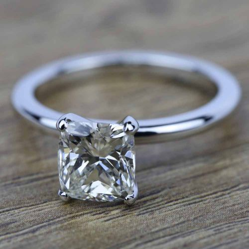 Cost To Make A Ring Fit A Cushion Cut