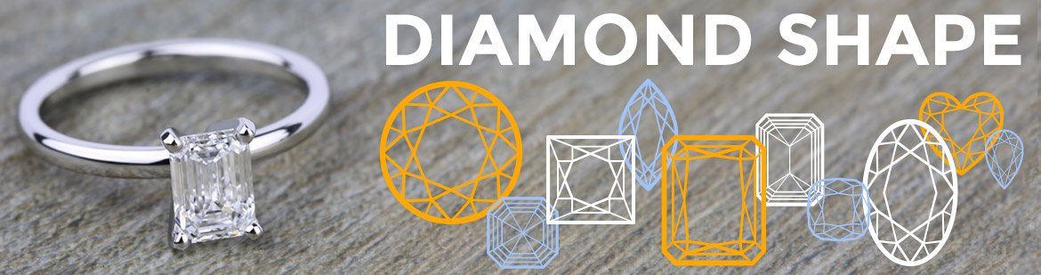 search measurements by diamond shape
