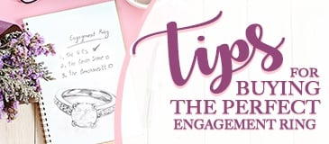 Tips for Buying the Perfect Engagement Ring