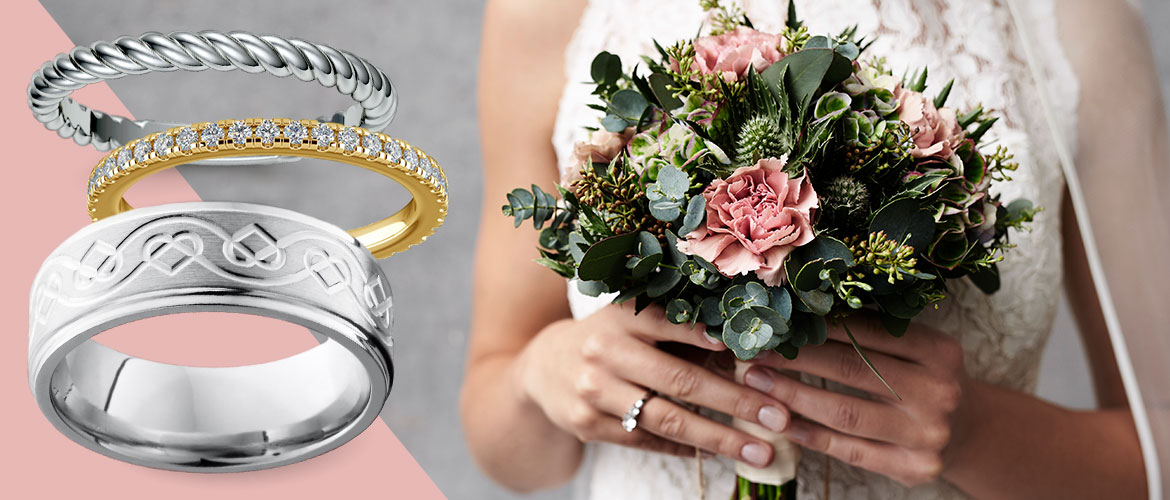 The Most Popular Simple Wedding Ring Styles